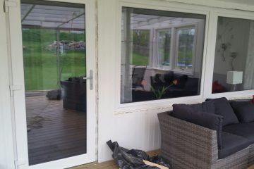Fönsterbyte och försäljning